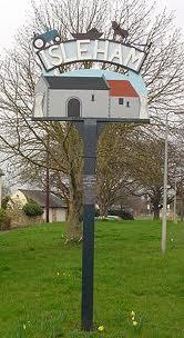 Isleham sign